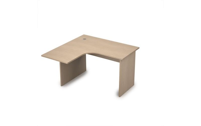 2С.028 Эргономичный стол, левый (1200х1200х750 мм)