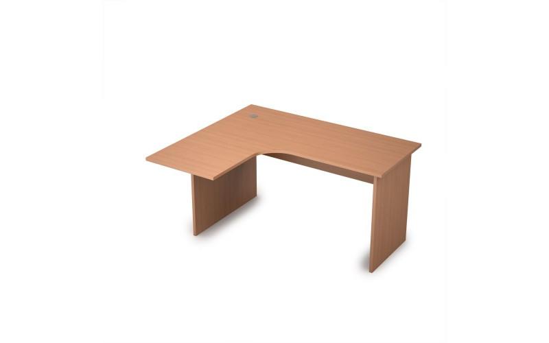 2С.030 Эргономичный стол, левый (1400х1200х750 мм)