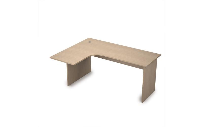 2С.032 Эргономичный стол, левый (1600х1200х750 мм)