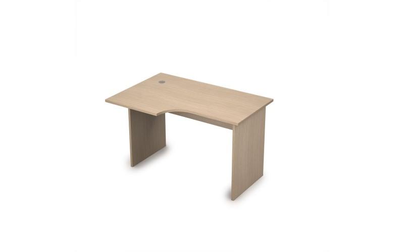 2С.041 Стол криволинейный, левый (1200х800х750 мм)