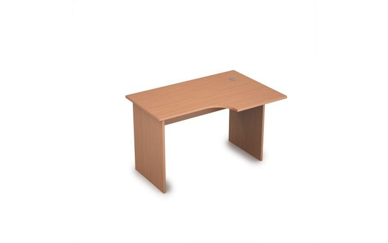 2С.044 Стол криволинейный, правый (1200х800х750 мм)