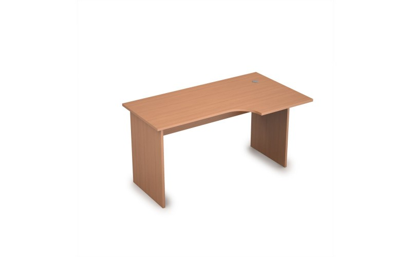 2С.045 Стол криволинейный, правый (1400х800х750 мм)