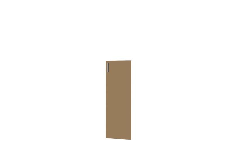 2Фс.011 Средняя, стеклянная дверь (390х1142х5 мм)