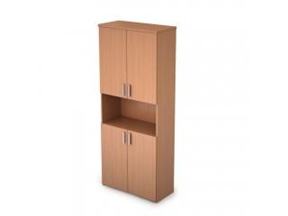 2Ш.005.4 Офисный шкаф (790х370х1960 мм)