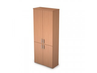 2Ш.005.5 Шкаф закрытый, четырехдверный (790х370х1960 мм)