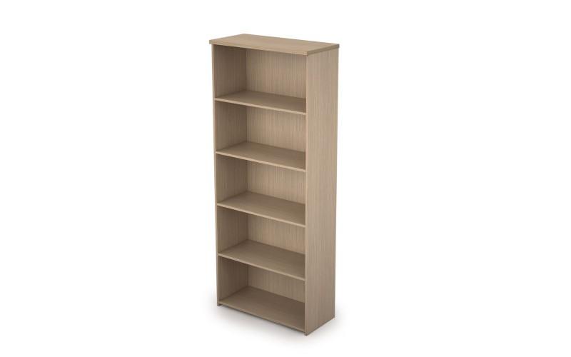 2Ш.005 Шкаф широкий, открытый (790х370х1960 мм)