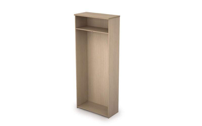 2Ш.013 Каркас шкафа-гардероба (790х370х1960 мм)