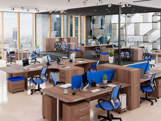 Офисная мебель для персонала WAVE