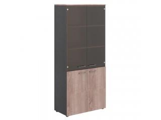 Шкаф комбинированный с топом WHC 85.2 (850х410х1930)
