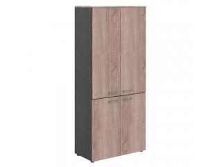 Шкаф с средними и малыми дверьми WHC 85.3 (850х410х1930)