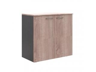 Шкаф с малыми дверьми и топом WLC 85.1 (850х410х795)