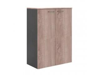 Шкаф с средними дверьми и топом WMC 85.1 (850х410х1165)