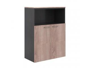 Шкаф с малыми дверьми и топом WMC 85.3 (850х410х1165)