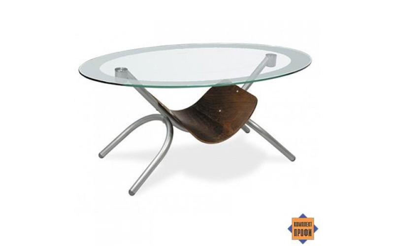 Дуэт 2 Журнальный столик (700х1100х500 мм)
