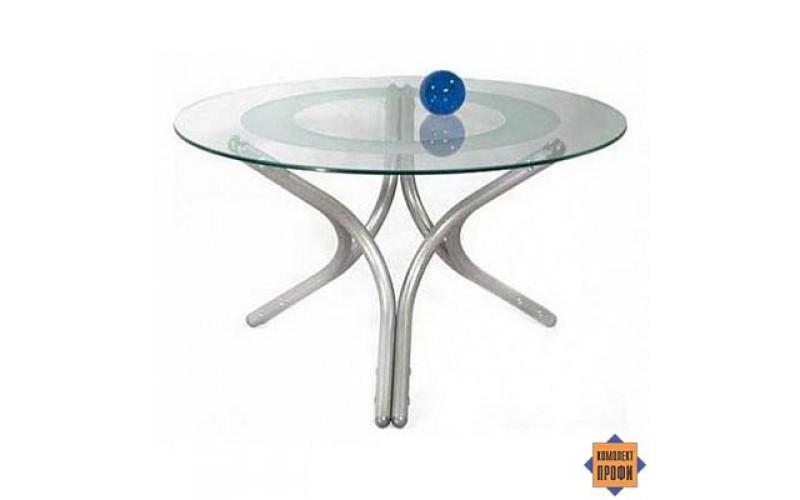 Дуэт 6 Журнальный столик (850х850х500 мм)