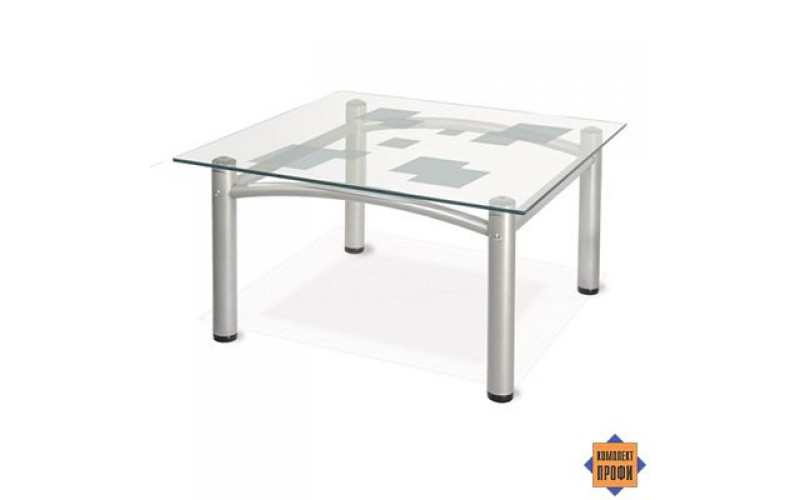 Робер 2М Журнальный столик (750х750х430 мм)