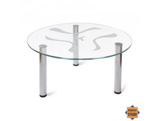 Робер 6М Журнальный столик (800х800х430 мм)