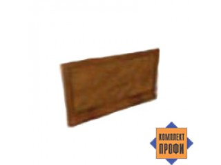 1128 Фронтальная панель для стола (960x35x600 мм)