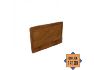 1129 Фронтальная панель для стола (760x35x600 мм)