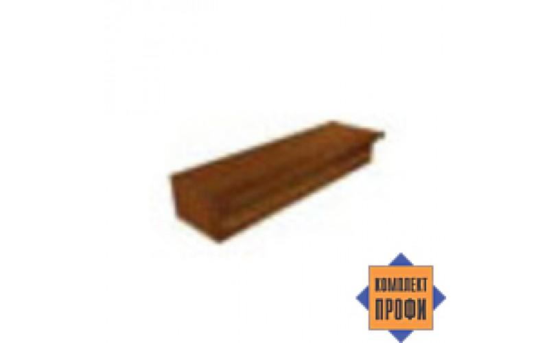 1179 Карниз шкафа (970x390x220 мм)