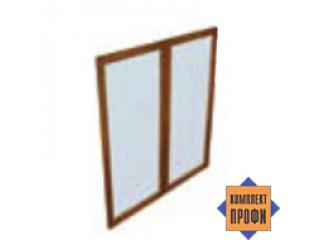 1183 Комплект стеклянных дверей (900x1250 мм)