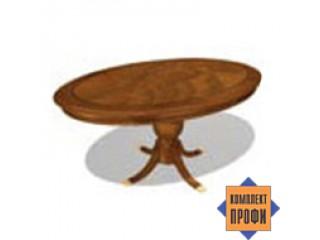 1236 Овальный стол для переговоров (1650x1100x750 мм)