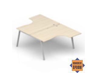 AR2TG1612 Стол составной, эргономичный (1600х2450х720 мм)