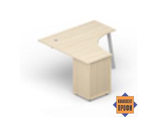 ARPG1414 Стол на опорной тумбе, приставной (1400х1400х720 мм)