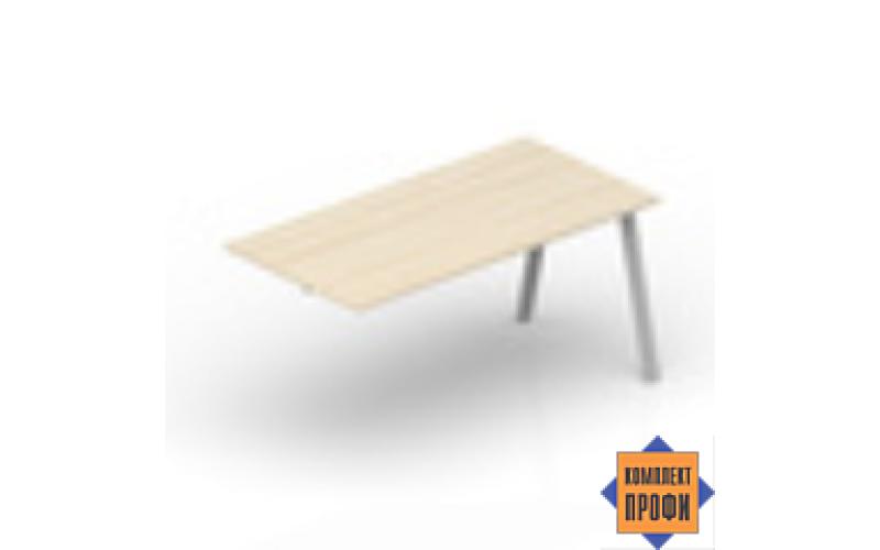 ARPM128 Приставной стол, прямой (1200х800х720 мм)
