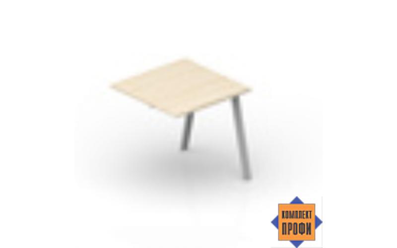 ARPS088 Стол приставной элемент (800х800х720 мм)