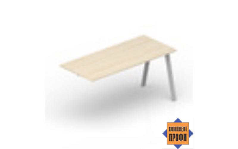 ARPS167 Приставной стол (1600х700х720 мм)