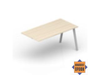 ARPS168 Стол приставной, прямой (1600х800х720 мм)