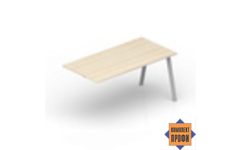 ARPS188 Стол приставной, прямой (1800х800х720 мм)