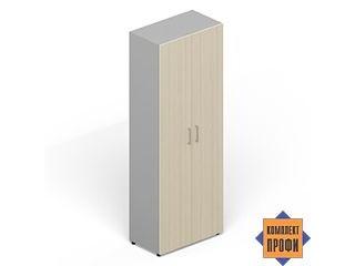 OMHS831 Офисный шкаф для одежды (800х440х1950 мм)