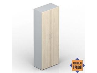 OMHD860 Офисный шкаф для одежды (800х600х1950 мм)
