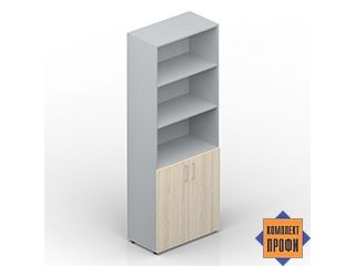 OMHS833 Офисный шкаф для документов (800х440х1950 мм)