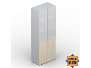 OMHS834L Офисный шкаф для документов (800х440х1950 мм)