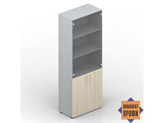 OMHS834TN Офисный шкаф для документов (800х440х1950 мм)