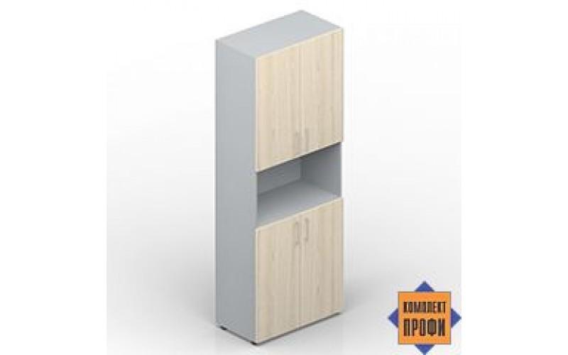 OMHS837 Офисный шкаф для документов (800х440х1950 мм)