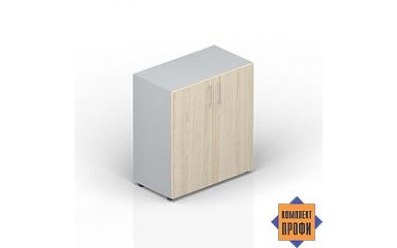 OMLS762 Офисный шкаф для документов (800х440х800 мм)