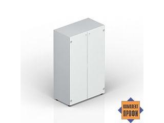 OMMS564BL Офисный шкаф для документов (800х440х1180 мм)