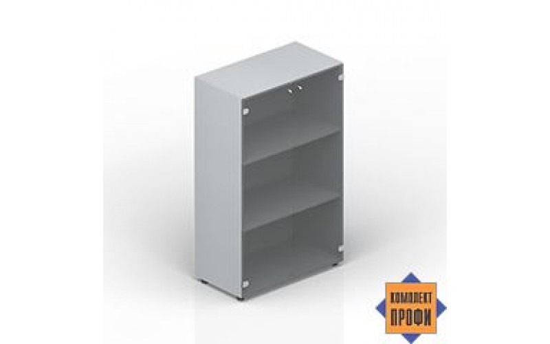 OMMS564TN Офисный шкаф для документов (800х440х1180 мм)