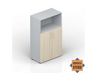 OMMS568 Офисный шкаф для документов (800х440х1180 мм)