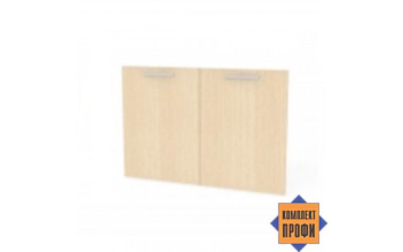 335 Комплект низких глухих дверей (920x20x630 мм)