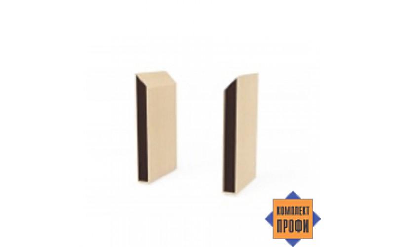 351 Комплект боковин для низкого шкафа (790x450x80 мм)