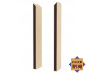 353 Комплект боковин для высокого шкафа (2050x450x80 мм)