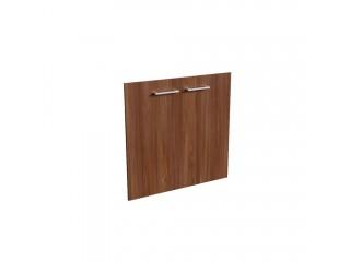 10554 Комплект низких деревянных дверей (770х770х16)
