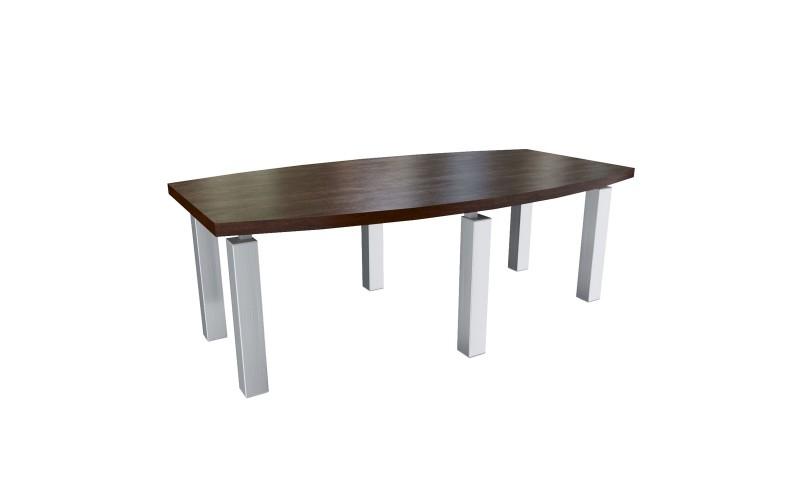 12704 Столешница стола  для переговоров (без опор) (2400х1200х41)
