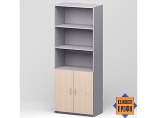 2552 Шкаф полузакрытый (716x349x1810 мм)