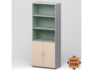 2553 Шкаф комбинированный (716x349x1810 мм)